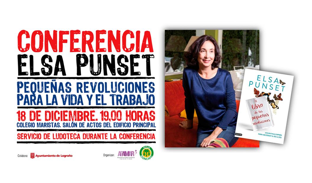 Conferencia: Pequeñas revoluciones para la vida y el trabajo
